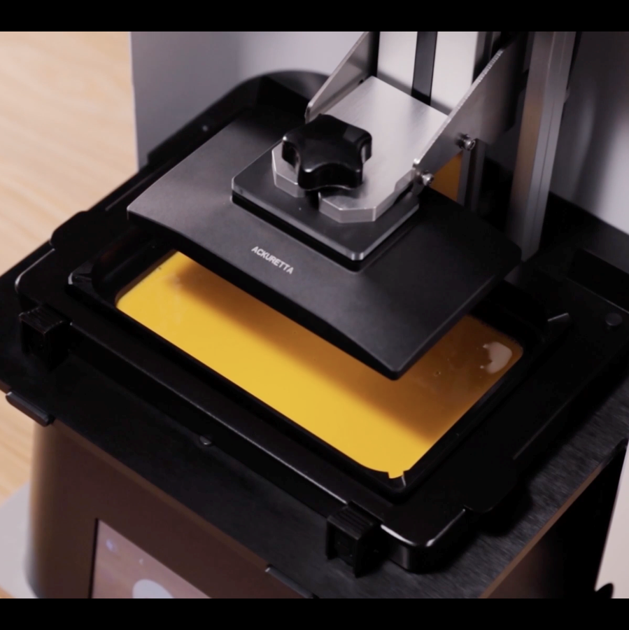 SOL by Ackuretta Monochrome LCD 3D Printer