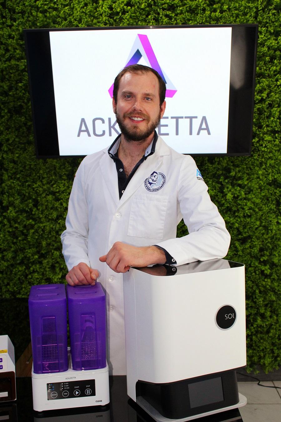 Ackuretta 3D printing solutions