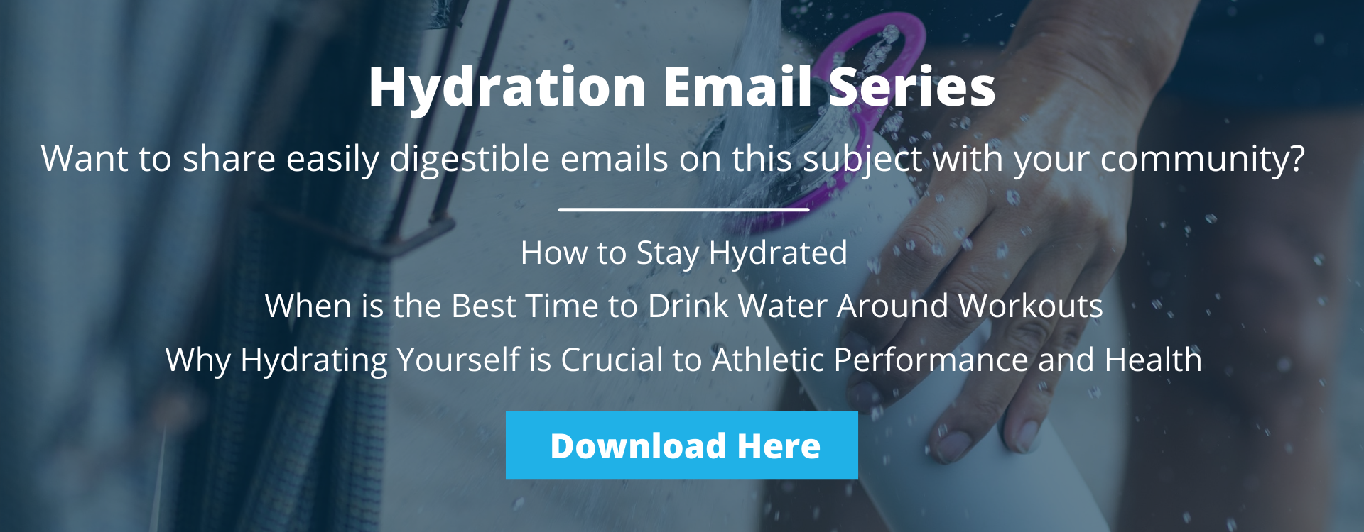 Hydration for Athletes