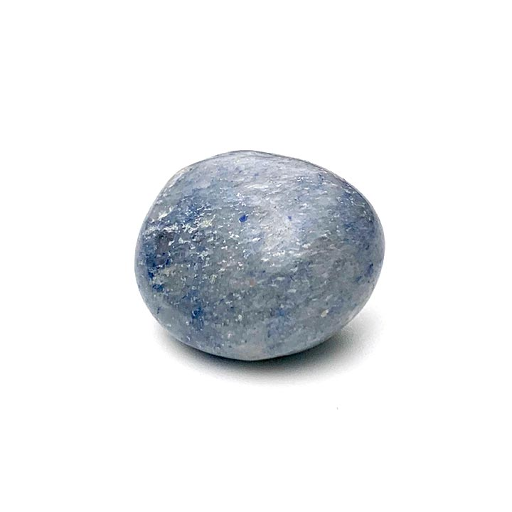 dumortierite tumbled stone Ancient Element Creations