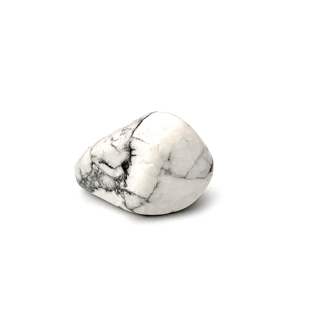 howlite tumbled stone Ancient Element Creations