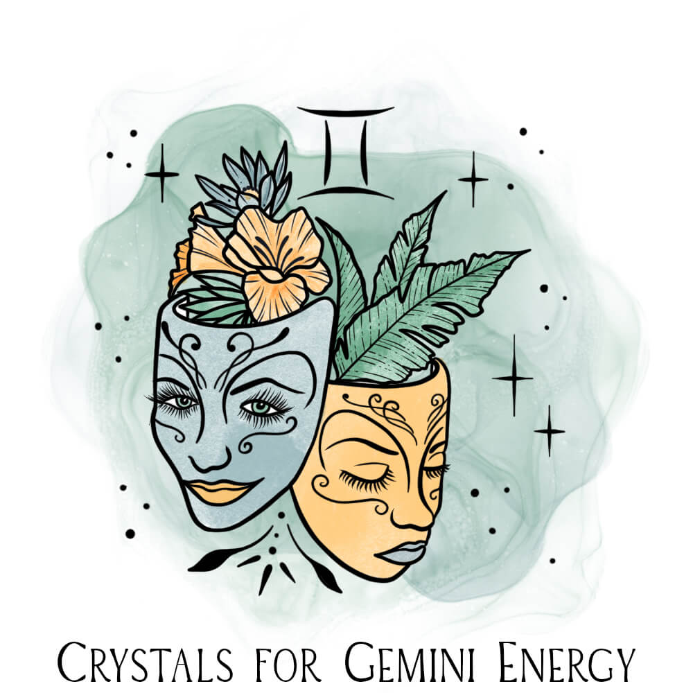 Best Crystals for Gemini Energy