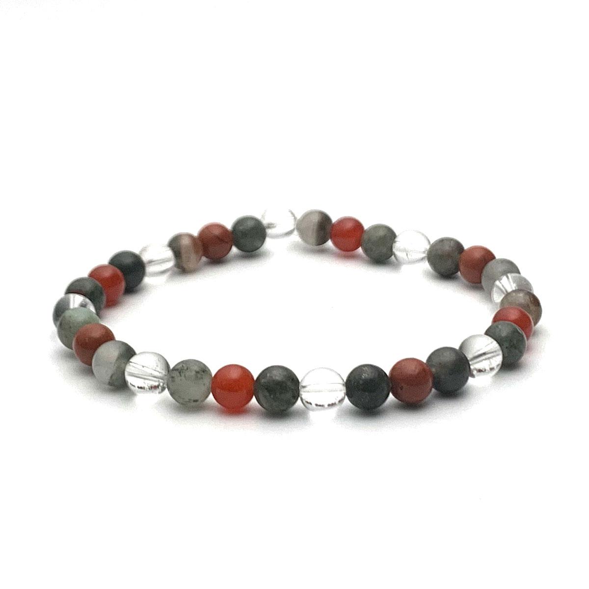 Aries Crystal Zodiac Bracelet