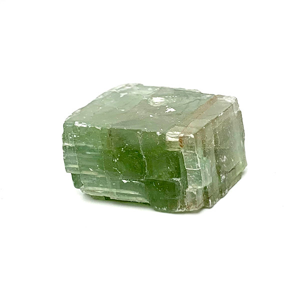Green Clacite crystal stone