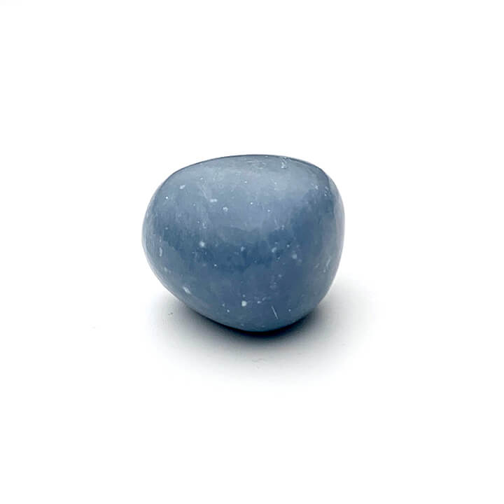 angelite tumbled stone Ancient Element Creations