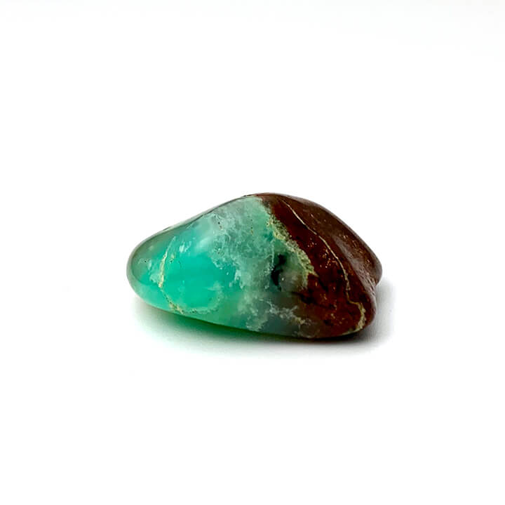 chrysoprase tumbled stone Ancient Element Creations