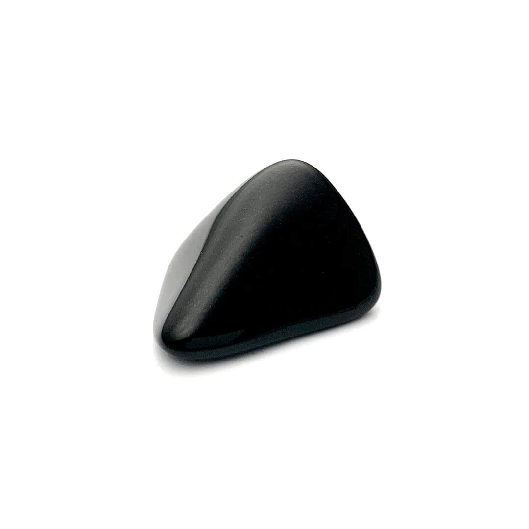 black tourmaline tumbled stone Ancient Element Creations
