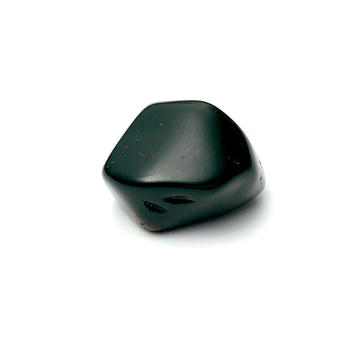 Bloodstone tumbled stone Ancient Element Creations