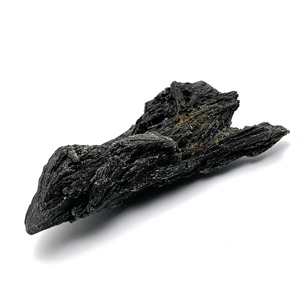 black kyanite stone Ancient Element Creations