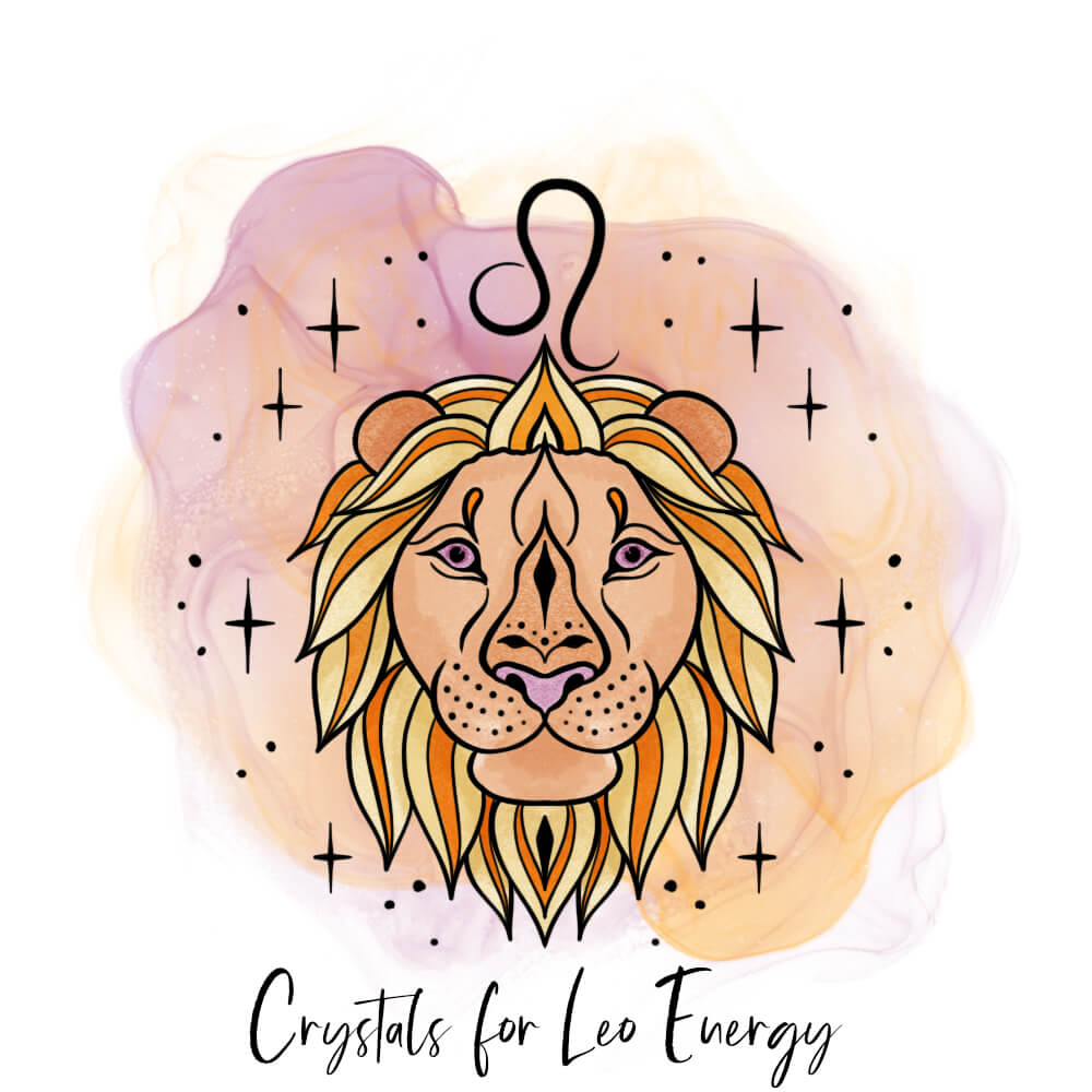 best crystals for leo zodiac