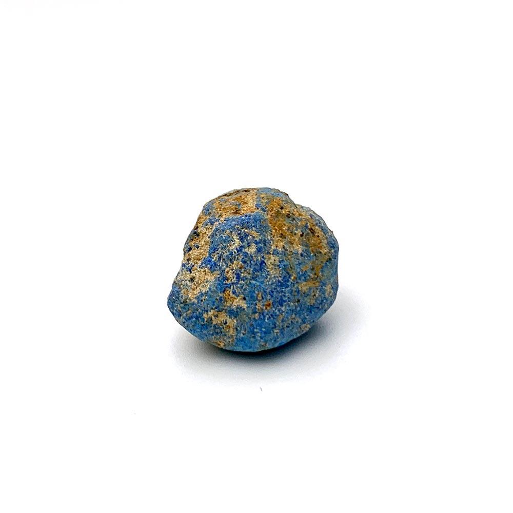 azurite tumbled stone Ancient Element Creations