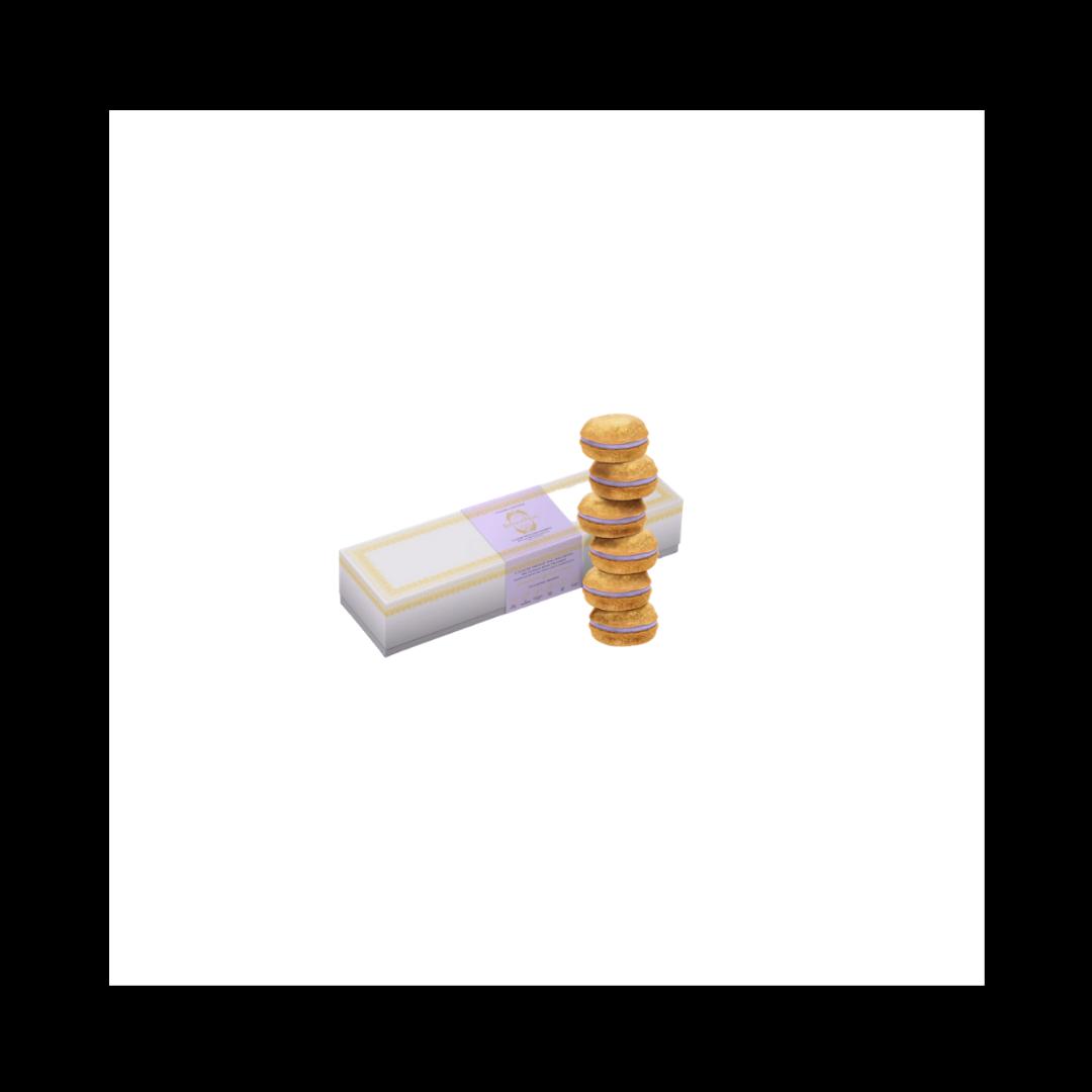 Link to Shop Bonne et Filou Lavender Dog Macaron