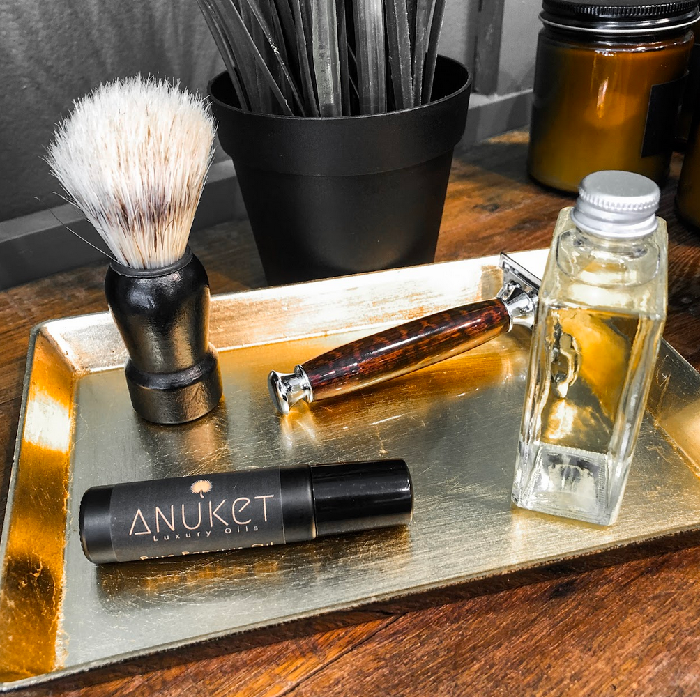 Link to Anuket Luxury Apothecary Homepage