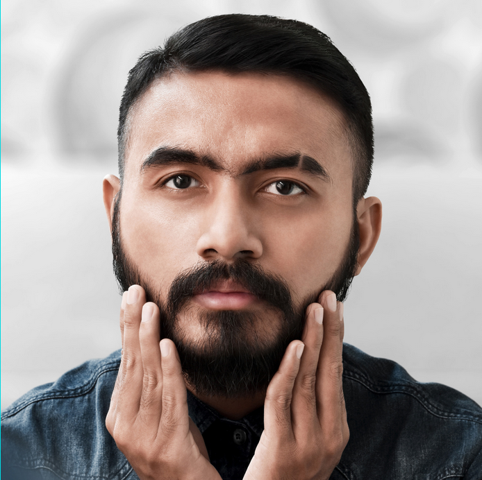 Link to blog for beard care