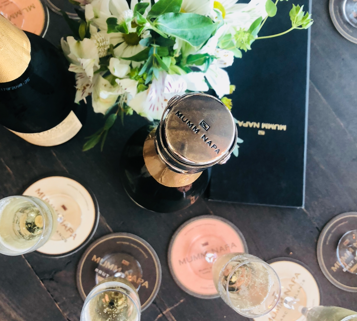 Link to Anuket Luxury Apothecary's Best of Bubbly Blog Post