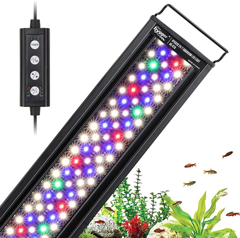 Hygger Aquarium Plant LED Review