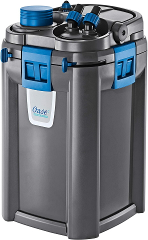 oase canister filter