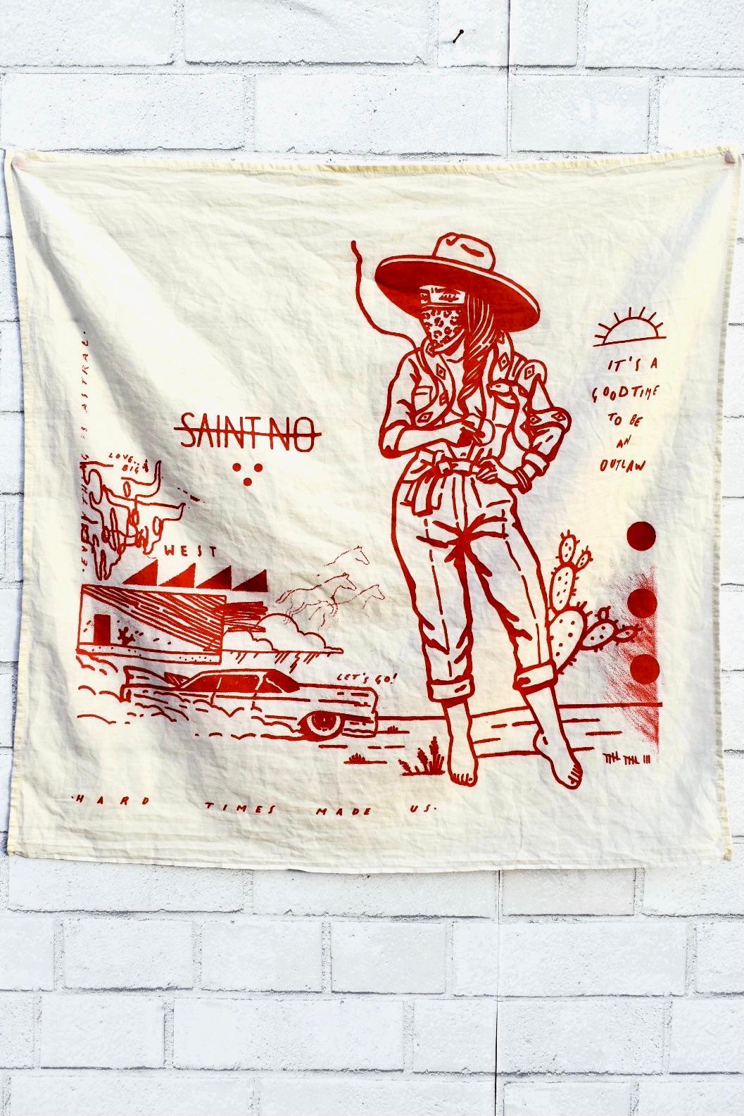 The Outlaw Bandana