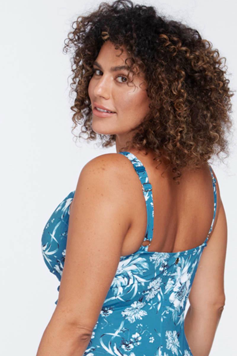 Artesands Curve Plus Size One Piece Swimwear