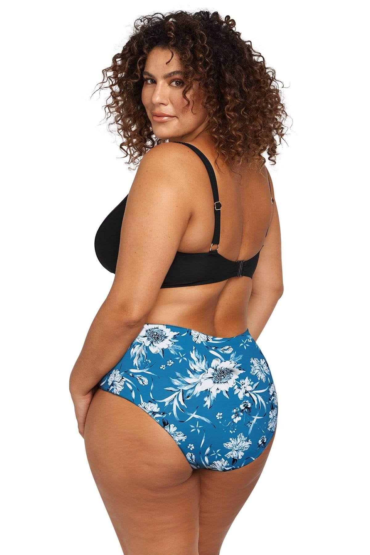Artesands Curve Plus Size Swim Pant Swimwear