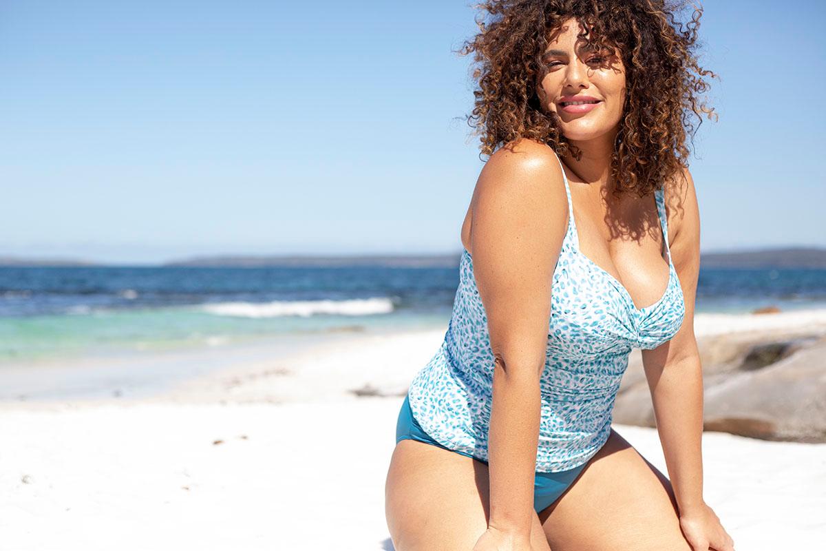 Artesands Curve Fit and Plus Size Plein Air Swimwear