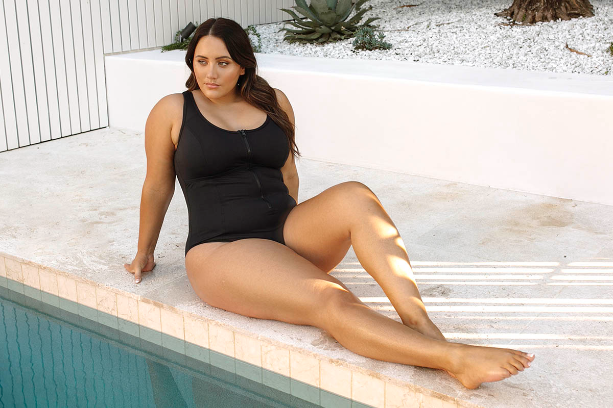 Artesands Curve Plus Size Chlorine Resistant Swimwear