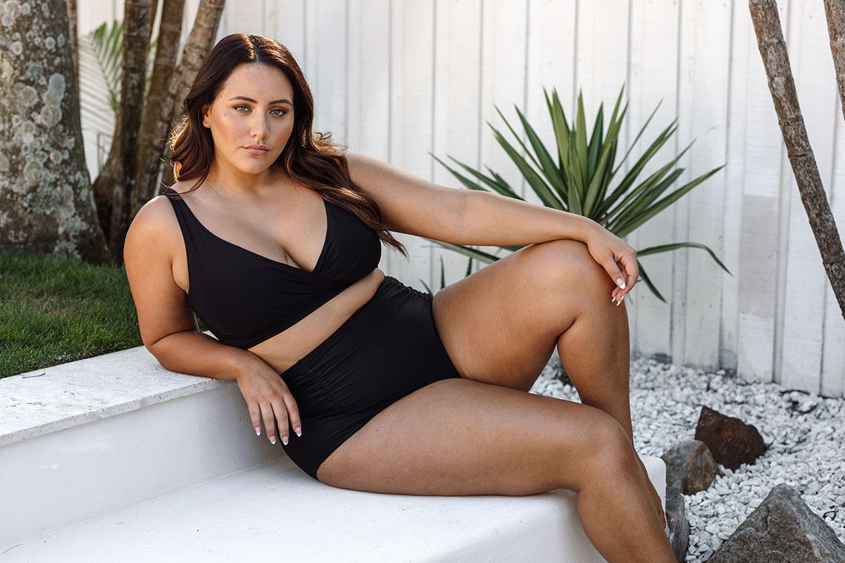 Artesands Curve Plus Size Hues Swimwear