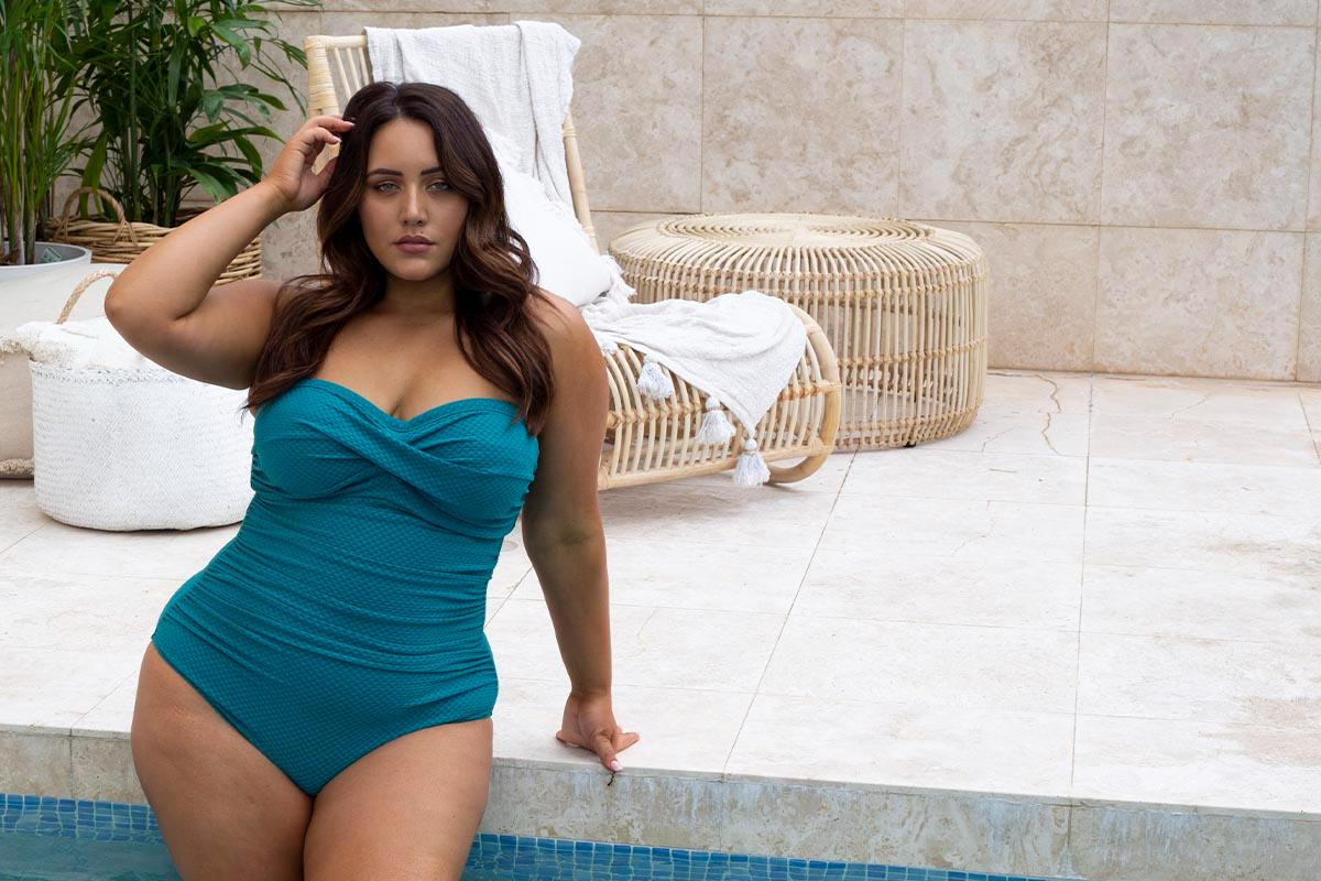 Artesands Curve Plus Size La Rambla Swimwear
