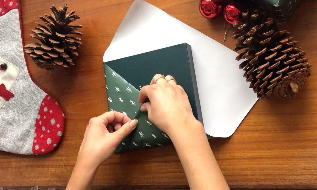 Kreativ, nem og miljøvenlig gaveindpakning