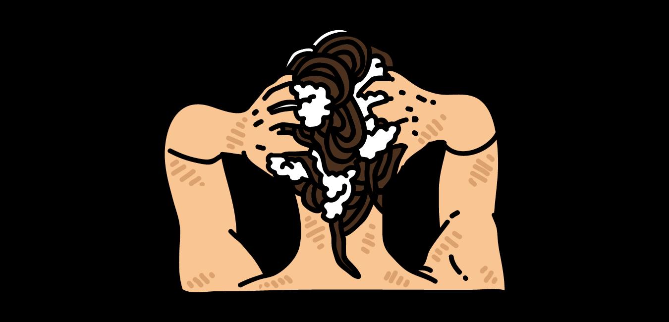 Hvor tit skal man vaske sit hår?