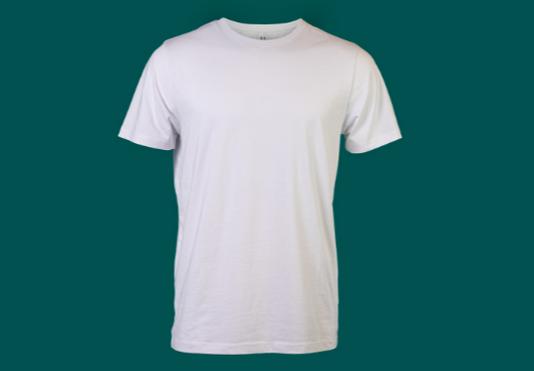 T-shirt i økologisk bomuld og modal med GOTS, BSCI og OEKO TEX 100 certificering