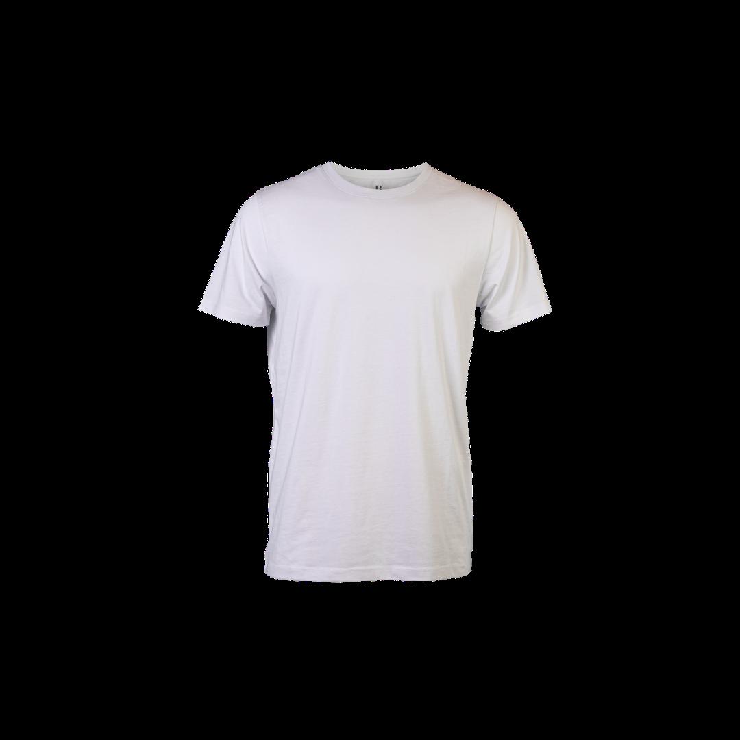 Lugtfri og pletafvisende T-shirt