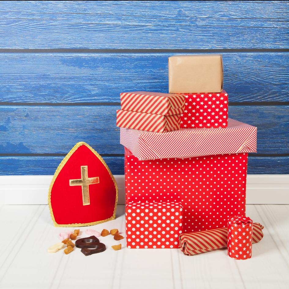 Historien om julemanden - Sinterklaas