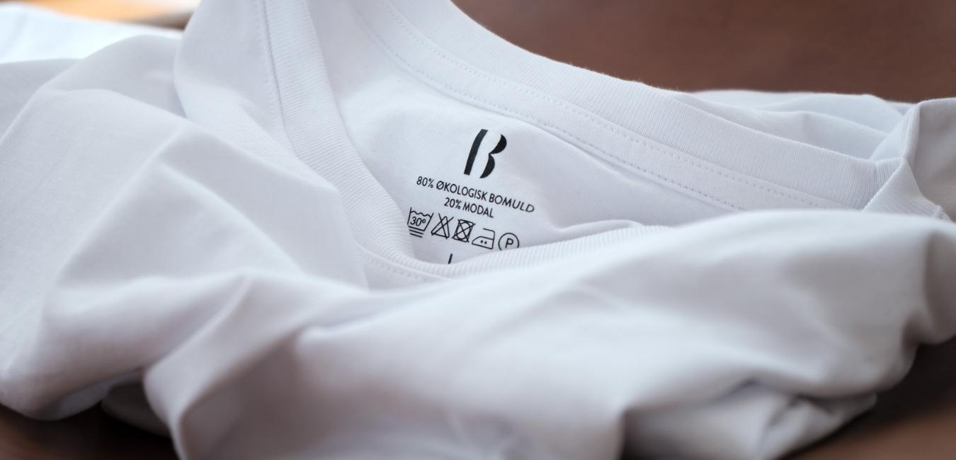 Prøvepakke på T-shirt