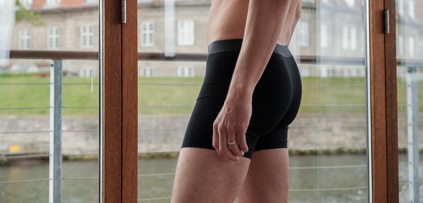 Grafentech-boxershorts for højeste komfort og hygiejne