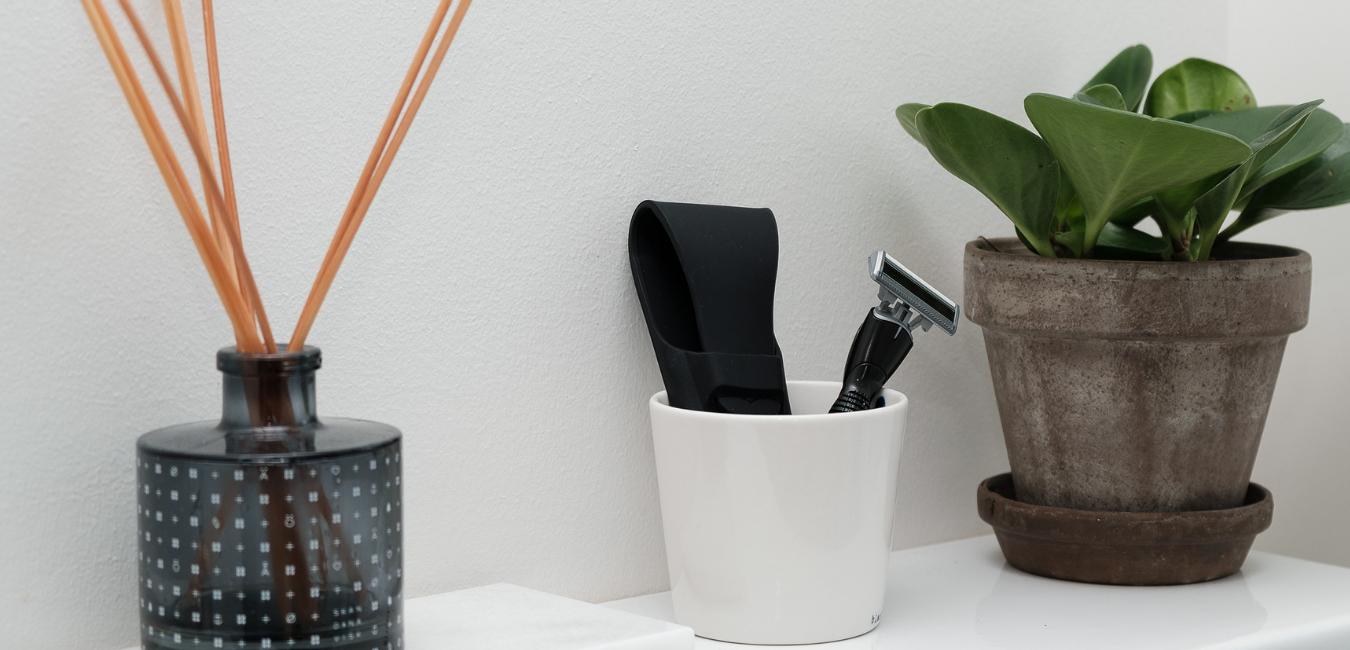 Sådan rengøre du din barberskraber