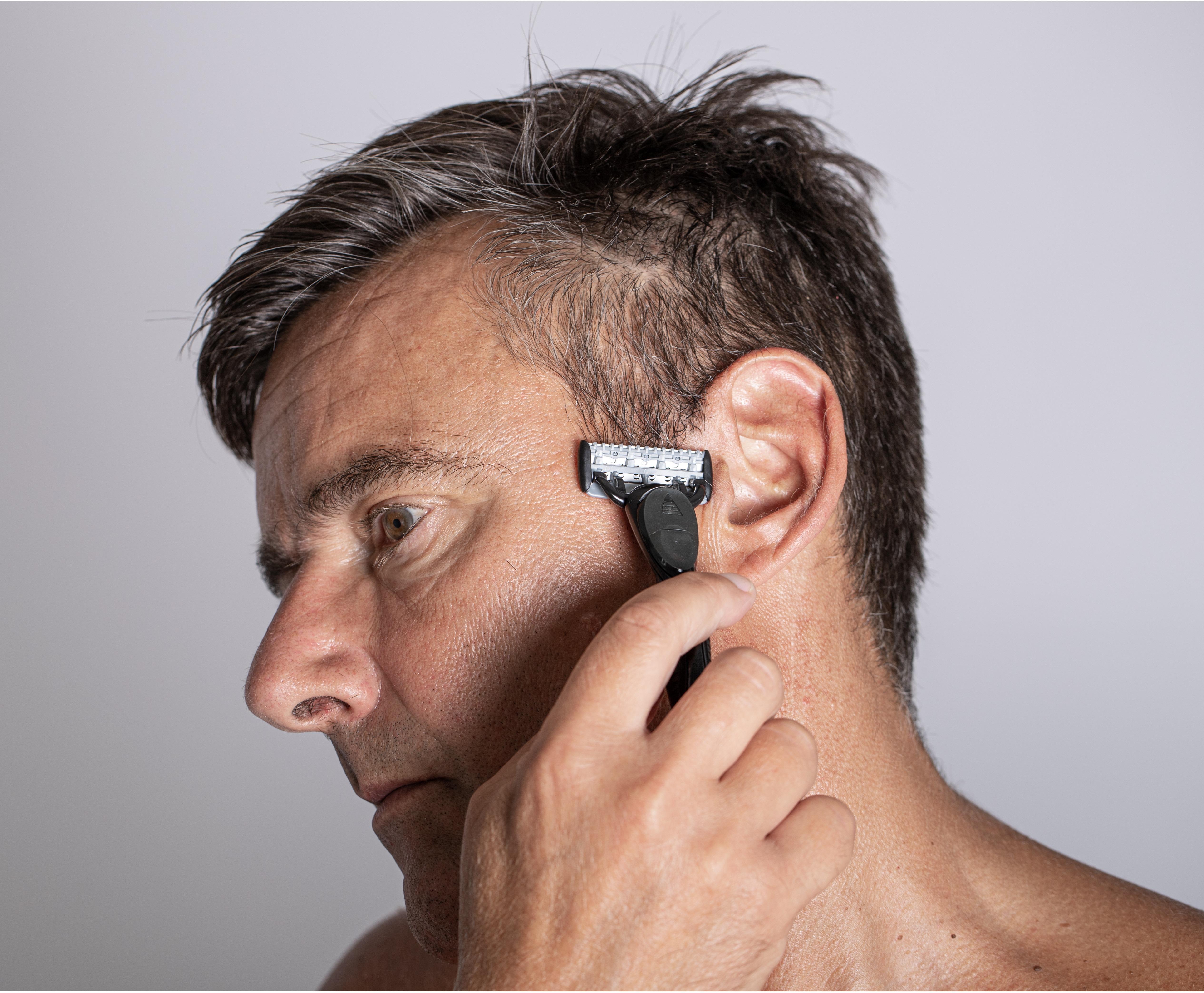 Undgå skægpest, indgroede hår og skægbumser