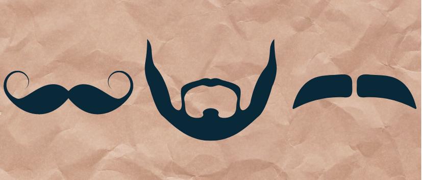 Gedeskæg, cykelstyr eller moustache?