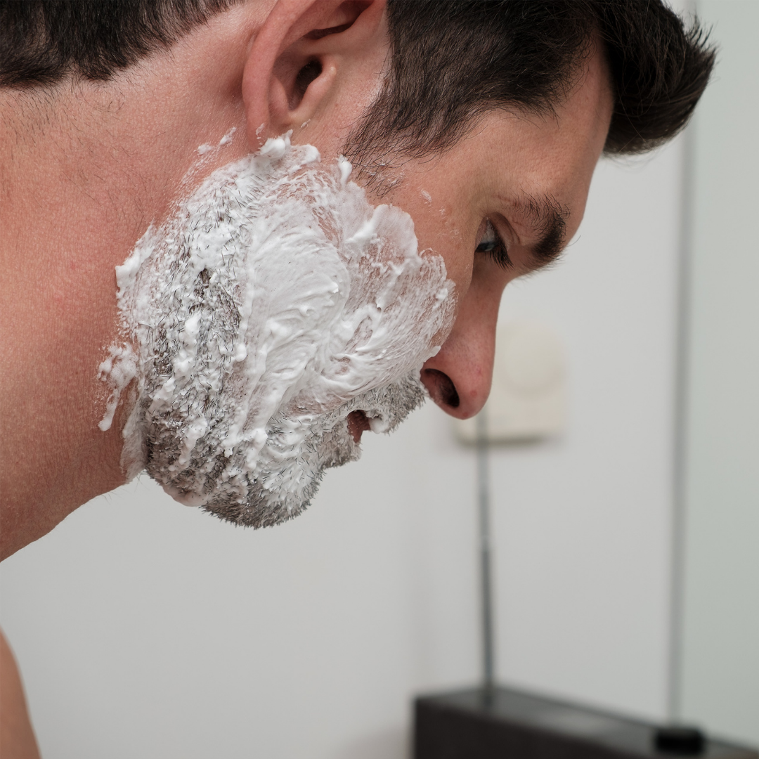 Bargergel, barberskum, aftershave eller eau de toilette?