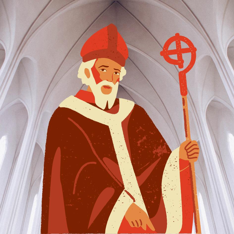 Julemandens oprindelse - Sankt Nikolaus