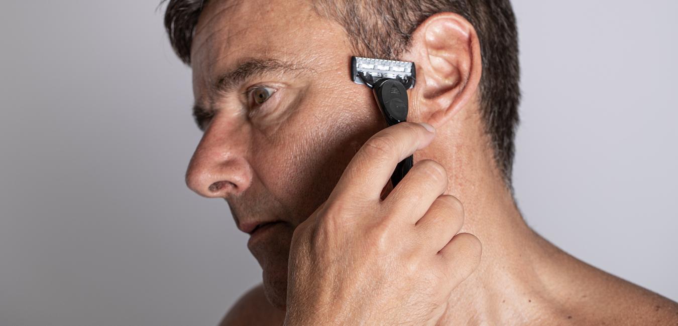 Systemskraber - skift nemt dine barberblade med et medlemskab