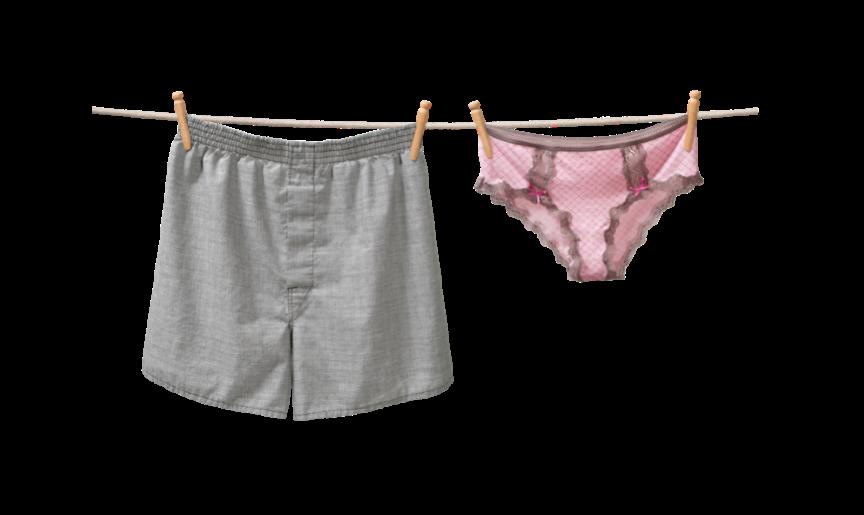 Guide: hvilken type undertøj bør du vælge?