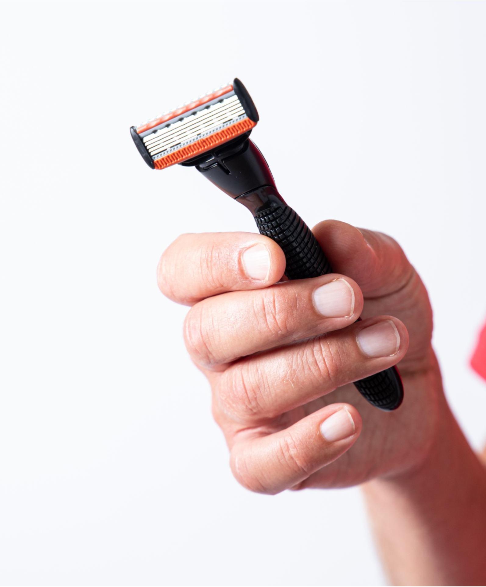 Hvor ofte skal man skifte barberblad?