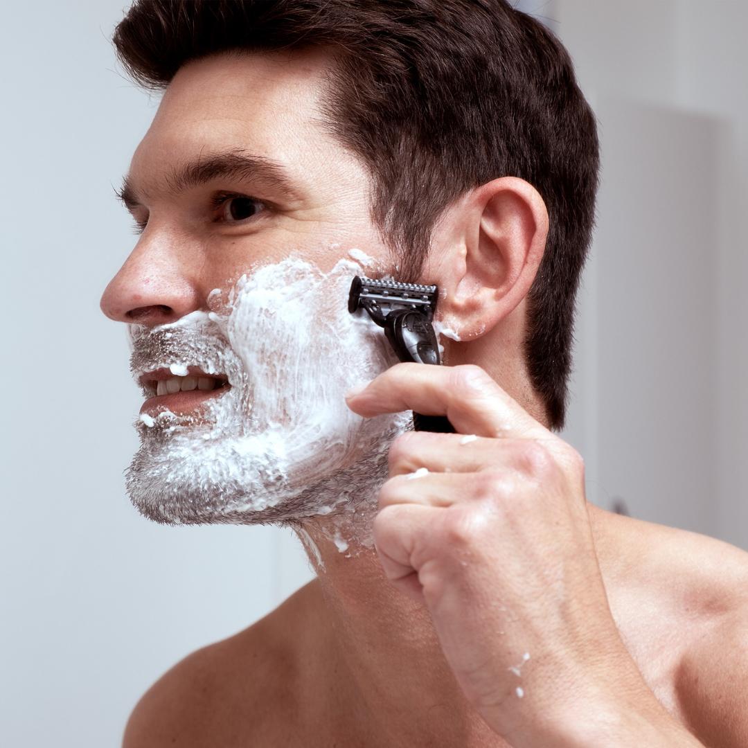 Gør skæg og hud sommerklart