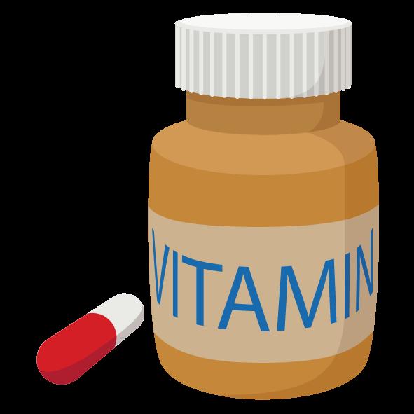 Visse vitaminer giver sund hud, hår og skæg