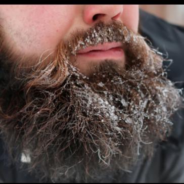 7 måder du undgår slidt skæg vinteren igennem