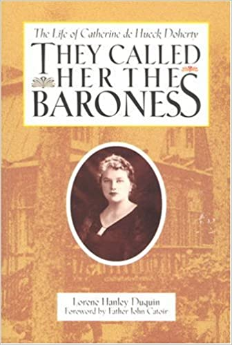 They called her the Baroness