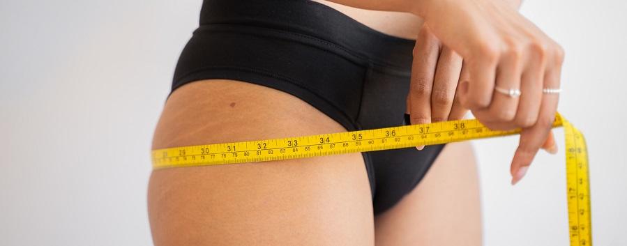 photos et mensuration pour observer sa perte de poids