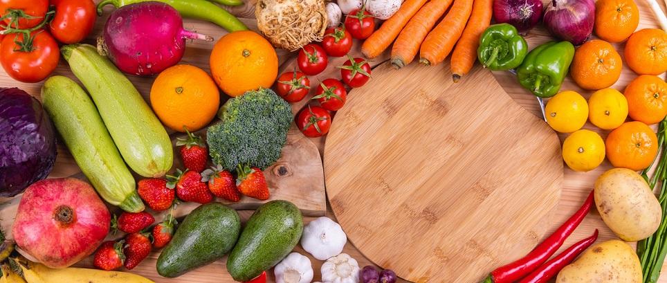 choisissez des aliments de qualité