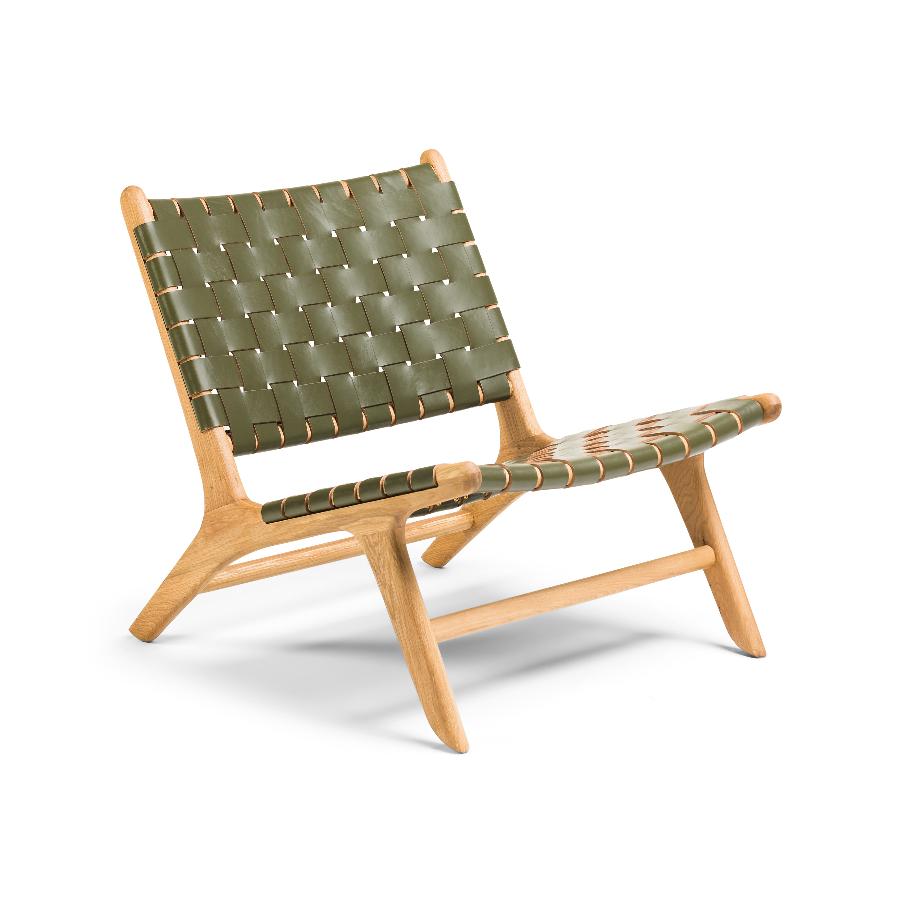 Tanner Armchair Olive